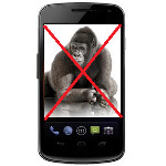 No monkey business here, Samsung GALAXY Nexus does not have Gorilla Glass tweets Corning