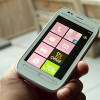 Nokia Lumia 710 Hands-on
