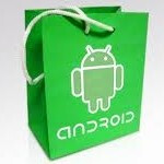 Android's market share of app downloads in Q2 reaches 44% surpassing the 31% share of iOS
