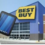Best Buy will sell you a $149.99 32GB HP TouchPad, but you'll need to buy a computer first