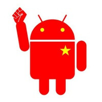 Android winning in China, Nokia