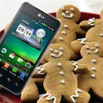 Gingerbread update for LG's Optimus line is ready to be unleashed in Europe