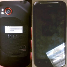 HTC Rezound for Verizon's LTE network fondled on video, 4.3