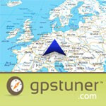GPS Tuner launches Turn by Turn Navigation for Europe