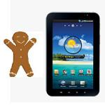 Original Samsung Galaxy Tab from Verizon gets Gingerbread update