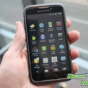 Alcatel One Touch 995 shots surface, might bring Android 4.0 Ice Cream Sandwich to the masses