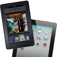 Apple says Kindle Fire is actually good for them