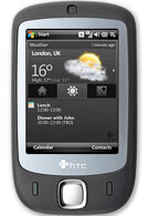 US variant of HTC Touch GSM appeared
