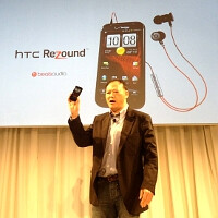 HTC Rezound for Verizon is out - the best smartphone the company has ever made