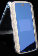 First Platinum and Swarovski Motorola on the planet