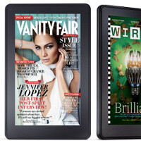 Next Amazon Kindle Fire screen scaled to 8.9