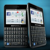 Motorola brings out the Motokey Social, an affordable phone for the Facebook crowd