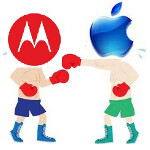 Two German courts say Apple infringed on two Motorola patents