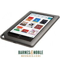 """Barnes & Noble Nook Tablet unveiled: """"HD viewing experience"""""""