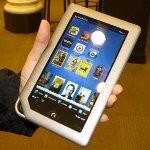 Barnes & Noble Nook Tablet hands-on