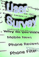 User Survey