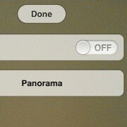 Panorama mode discovered in iOS 5 code, tweak that enables it submitted to Cydia