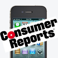 Consumer Reports gives its blessing to the iPhone 4S now as