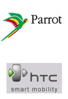 HTC and Parrot join forces