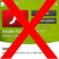 Adobe officially pulls the plug on Flash for mobile, focusing on HTML5