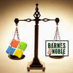 Barnes & Noble asked DoJ for Microsoft investigation