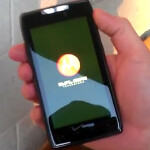 When an unboxing goes wrong; Motorola DROID RAZR comes out of the box ready to be returned