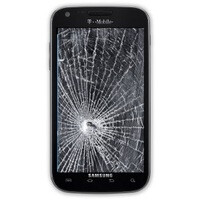 Some Samsung GALAXY S II for T-Mobile units may have faulty displays