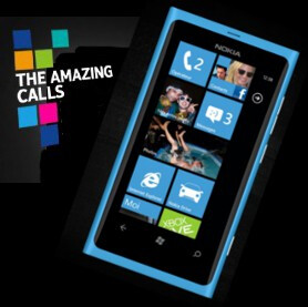 Nokia Lumia 800 promo campaign gives you the chance of meeting celebrities