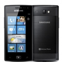 Samsung Omnia W hits UK shelves, retails for nearly $540