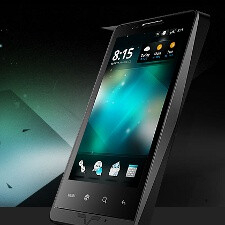 "Design-conscious Verzo Kinzo Android phone rolled out: challenges the ""big ones"""