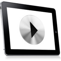 Users prefer tablets to desktop computers when watching online video, iPads dominate