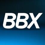 BlackBerry London running BBX appears on camera
