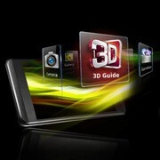 Gingerbread update for LG Optimus 3D starts rolling out next week