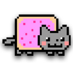 Ice Cream Sandwich Easter Egg is Nyan Cat absurd (video)