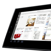 Sharp continues Galapagos line with 7-inch Honeycomb Media Tablet