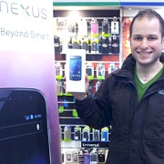 First Samsung Galaxy Nexus customer given a developer's device, but all ends well