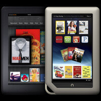 Amazon Kindle Fire hack allows installing Google apps, Nook Tablet can get the Amazon Appstore