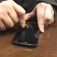 Samsung Galaxy Nexus survives a key scratch test, worries about Gorilla Glass look silly now
