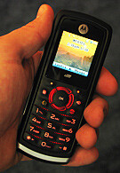 Hands-on with Motorola i335