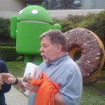 Woz gets a Galaxy Nexus straight from Google