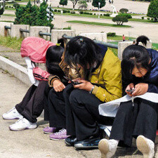 North Korea opens up to cell phones, mobile users boom
