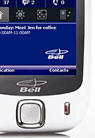 White HTC Touch comes to Bell Mobility!