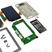 Barnes & Noble Nook Tablet teardown reveals capable battery, internals similar to the Kindle Fire