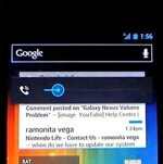 Galaxy Nexus users having issues with volume, media goes crazy