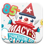 App for Macy's Thanksgiving Day Parade lets you watch the festivities from afar