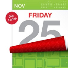 Apple teases a Black Friday promo this Friday