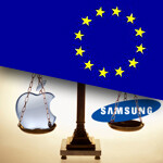 Apple and Samsung patent wars being investigated by the EU for antitrust violations