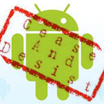 Security researcher receives a cease-and-desist for exposing tracking software in Android devices
