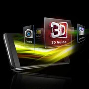 Gingerbread update live for LG Optimus 3D