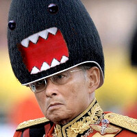 King insults in a text message can land you jail sentence in Thailand